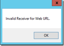 html5 error