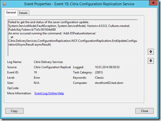 2014-01-10 09_53_57-storefront02 (24.4.22) on W2012-LENOVO - Virtual Machine Connection