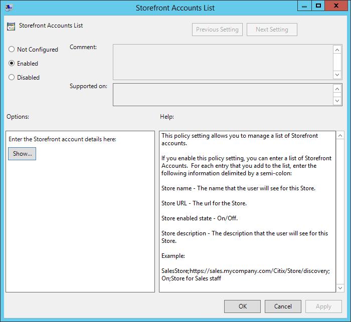 Auto Fill User Start Menu with Citrix Receiver 4 x | Jan Hendriks Blog