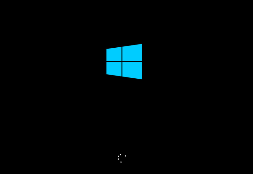 Windows 2012R2 stops at Boot screen while Network Boot is