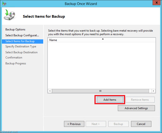 Citrix PVS Reverse Imaging with Windows Backup | Jan Hendriks Blog