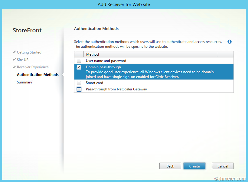 Custom Windows based Thin Client (for Citrix environments